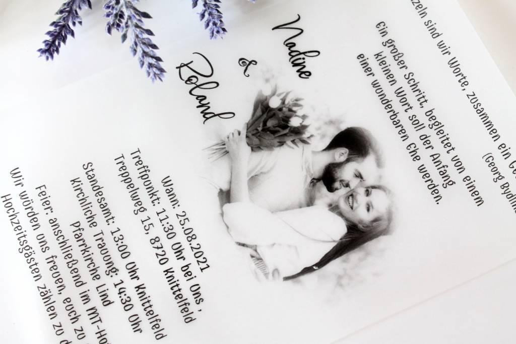 reagenzglasige einladung mit weißer pauspapier 009