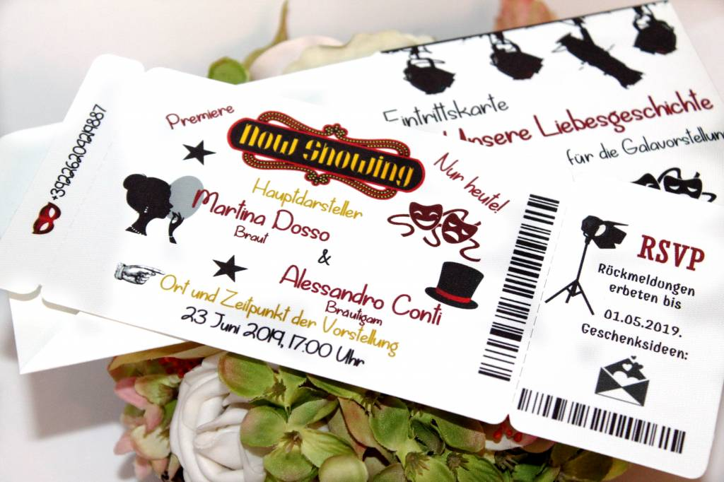 theater ticket hochzeitseinladung 002