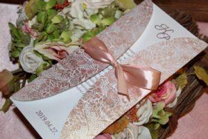 rose gold hochzeitseinladung einladungskarte 002